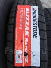 Bridgestone Blizzak Revo GZ. Зимние, без шипов, 2016 год, без износа, 4 шт