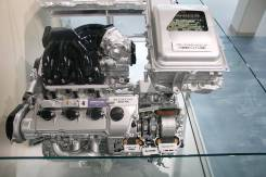 Двигатель Toyota 3MZ-FE с пробегом. Отправка