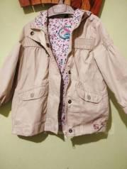 Куртки-дождевики. Рост: 80-86, 86-92 см