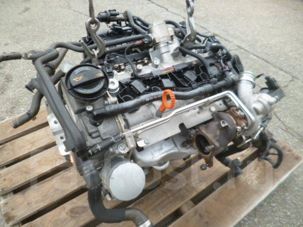 Двигатель Volkswagen 1.4 TSI CAX CAXC