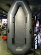 Надувная лодка ПВХ skiff-260. Год: 2017 год, двигатель без двигателя