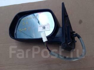 Зеркало заднего вида боковое. Toyota Sienta, NCP81, NCP81G, NCP85, NCP85G Двигатель 1NZFE