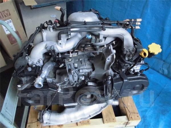 Двигатель Subaru Forester 2.0L EJ20 EJ203