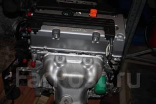 Двигатель в сборе. Honda CR-V Двигатель K24A