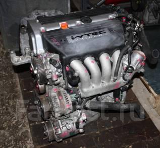 Двигатель в сборе. Honda CR-V Двигатель K24Z4