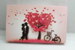 Подарок на 14 февраля. Шоколадный набор ко Дню Влюбленных