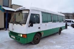 Toyota Coaster. Автобус . Год выпуска 2001, 4 164 куб. см., 29 мест