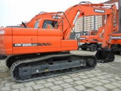 Doosan DX225 LCA. Гусеничный экскаватор Doosan DX225LCA, 1,05куб. м. Под заказ