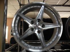 NZ Wheels SH657. 7.0x17, 5x114.30, ET35