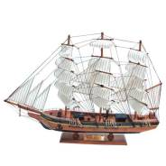 Модели кораблей.