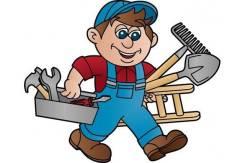 Мастер начас-монтаж, демонтаж, электрика, сантехника, подготовка к ремонту