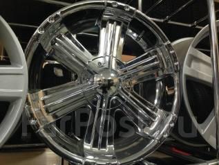Sakura Wheels. 8.5x20, 6x139.70, ET20