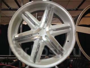 Sakura Wheels. 7.5x19, 5x114.30, ET35, ЦО 73,1мм.