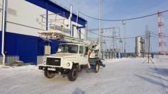 Пожтехника АПТ-17М. Автовышка АПТ-17М на базе ГАЗ, 4 250куб. см., 17,00м.