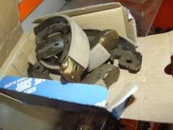 Колодка тормозная. Honda Ballade Honda Civic Honda Fit, GD1 Двигатели: B16A6, B18B4, D15Z4, D16Y9, B16A2, B16A4, B16A5, D14A4, D15Z5, D15Z7, D15Z9, D1...