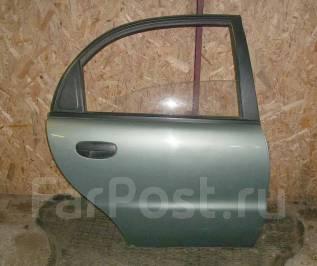 Дверь багажника. Chevrolet Lanos