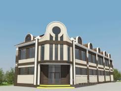 Проектирование магазинов, павильонов от 30тыс.