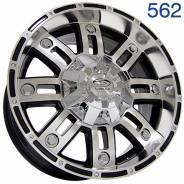 Sakura Wheels 9134. 9.0x18, 6x139.70, ET15, ЦО 110,5мм.