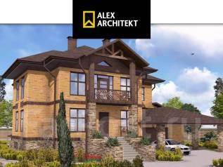 L 103 Прекрасный дом. 400-500 кв. м., 2 этажа, 6 комнат, бетон