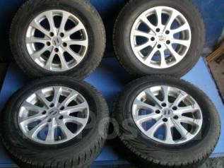 Диски литые и шины. 6.5x15 5x114.30 ET48