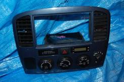 Консоль центральная. Suzuki Escudo Suzuki Grand Vitara XL-7, TX92, TX92W Suzuki Grand Escudo Двигатели: H27A, RHW