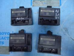 Блок управления дверями. Audi S6, 4F2 Audi A6, 4F2, 4F2/C6 Двигатели: ASB, AUK, BAT, BBJ, BDW, BDX, BKH, BLB, BMK, BNA, BNG, BNK, BPJ, BPP, BRE, BRF...