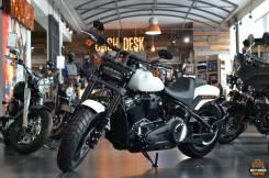 Harley-Davidson Dyna Fat Bob. 1 745куб. см., исправен, птс, без пробега