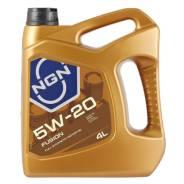 NGN Fusion. Вязкость 5W-20, синтетическое