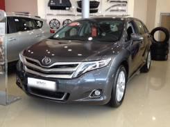Toyota Venza. Без водителя