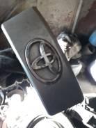 Накладка крышки багажника. Toyota Passo
