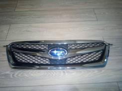 Решетка радиатора. Subaru Legacy, BM9, BR9