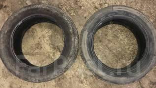 Michelin. Зимние, без шипов, 2005 год, износ: 60%, 2 шт