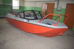 Wyatboat. 2018 год год, длина 470,00м., двигатель без двигателя, бензин. Под заказ
