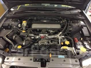 Двигатель в сборе. Subaru: Impreza WRX, Forester, Impreza WRX STI, Impreza, Exiga Двигатель EJ205