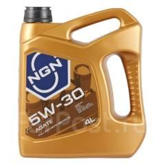 NGN Agate. Вязкость 5W-30, синтетическое