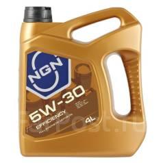 NGN Efficiency. Вязкость 5W-30, синтетическое