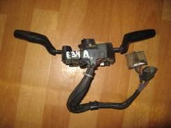 Блок подрулевых переключателей. Mitsubishi Galant, E34A Двигатель 4D65