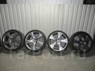 Mercedes. 10.0x22, 5x112.00, ET37