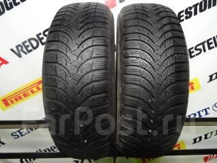 Michelin Alpin A4. Зимние, без шипов, износ: 10%, 2 шт