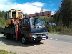 Tata 613 EX. Тата 613 с кму, 2 900 куб. см., 5 000 кг.