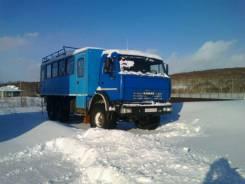 Пассажирские перевозки по Камчатке