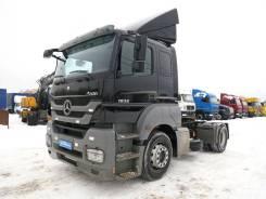 Mercedes Benz Axor 1836. Mercedes-Benz Axor 1836 LS - седельный тягач 2012г. в., 11 967 куб. см., 12 500 кг.