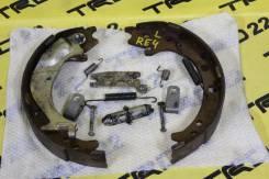 Механизм стояночного тормоза. Honda Elysion, DBA-RR1, DBA-RR2, DBA-RR3, DBA-RR4, DBA-RR5, DBA-RR6 Honda Odyssey, ABA-RB1, ABA-RB2, DBA-RB1, DBA-RB2, D...