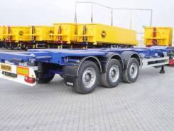Wielton. Полуприцеп-контейнеровоз NS 3 P45 R1 M2 раздвижной, новый, 33 000кг.