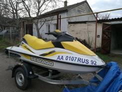 BRP Sea-Doo GTX. 130,00л.с., Год: 2007 год