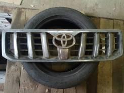 Решетка радиатора. Toyota Land Cruiser Toyota Land Cruiser Prado, GRJ120, GRJ120W, KDJ120, KDJ120W, KZJ120, LJ120, RZJ120, RZJ120W, TRJ120, TRJ120W, V...