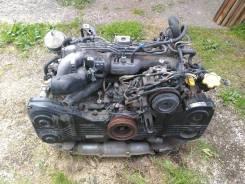 Двигатель в сборе. Subaru Legacy, BH9, BH5, BHCB5AE, BHE, BHC Двигатели: EJ206, EJ25, EJ20, EZ30