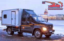 """ГАЗ ГАЗон Next. ГАЗ С41R13 """"Газон NEXT"""" передвижная мастерская, 4 430куб. см."""
