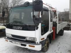 Isuzu Forward. Продаётся грузовик, Isuzu forward, 7 120 куб. см., 5 500 кг.