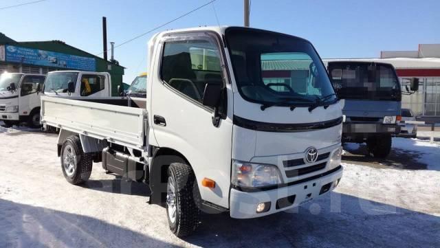 Toyota ToyoAce. 4WD, борт 1,5 тонны, 3 000куб. см., 1 500кг.